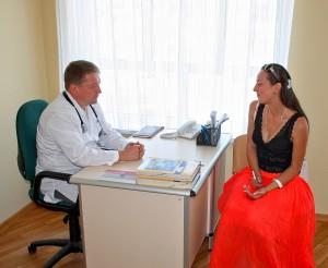 Консультації лікарів-спеціалістів